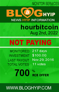 bloghyip.com - hyip hour bitcoin
