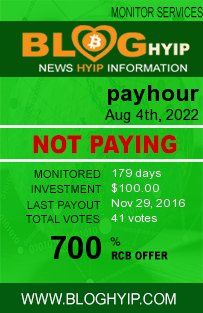bloghyip.com - hyip pay hour