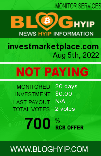 bloghyip.com - hyip invest market place