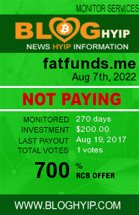 bloghyip.com - hyip fat or funds