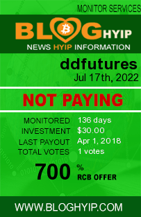 bloghyip.com - hyip ddfutures limited