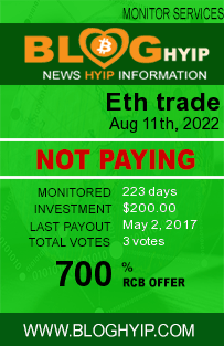 ethtrade.org monitoring by bloghyip.com