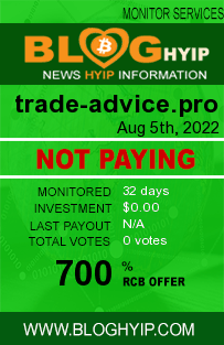 trade-advice.pro monitoring by bloghyip.com
