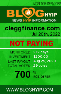 cleggfinance.com/ads.php monitoring by bloghyip.com