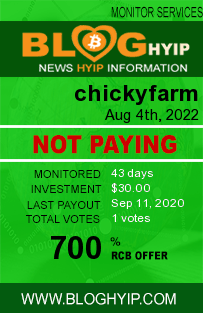 chickyfarm.com monitoring by bloghyip.com