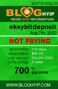 okeybitdeposit.com monitoring by bloghyip.com